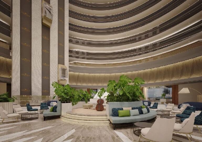 Riviera Imperial Deluxe — жилой комплекс будущего в сердце Алании