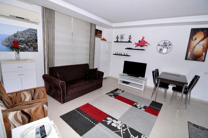 1+1 Меблированная квартира вблизи пляжа Клеопатра