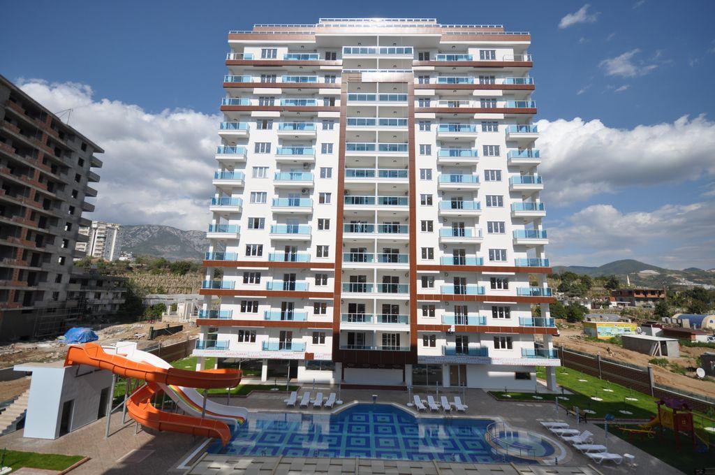 2+1 Меблированная квартира не далеко от моря в абсолютно новом доме
