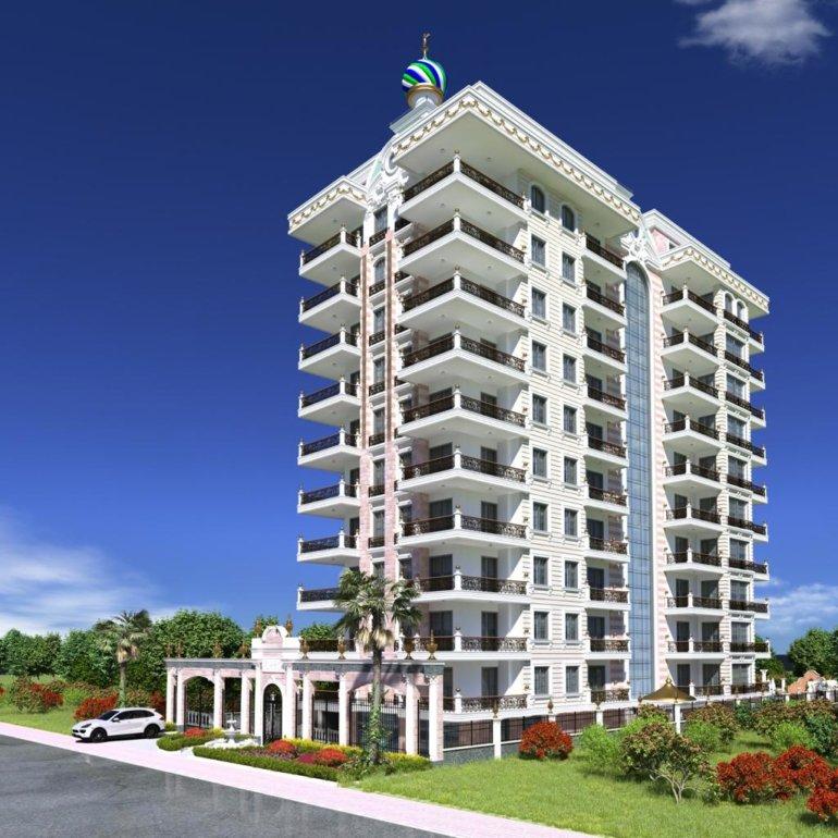 Новый проект с шикарными квартирами в рассрочку на 18 месяцев