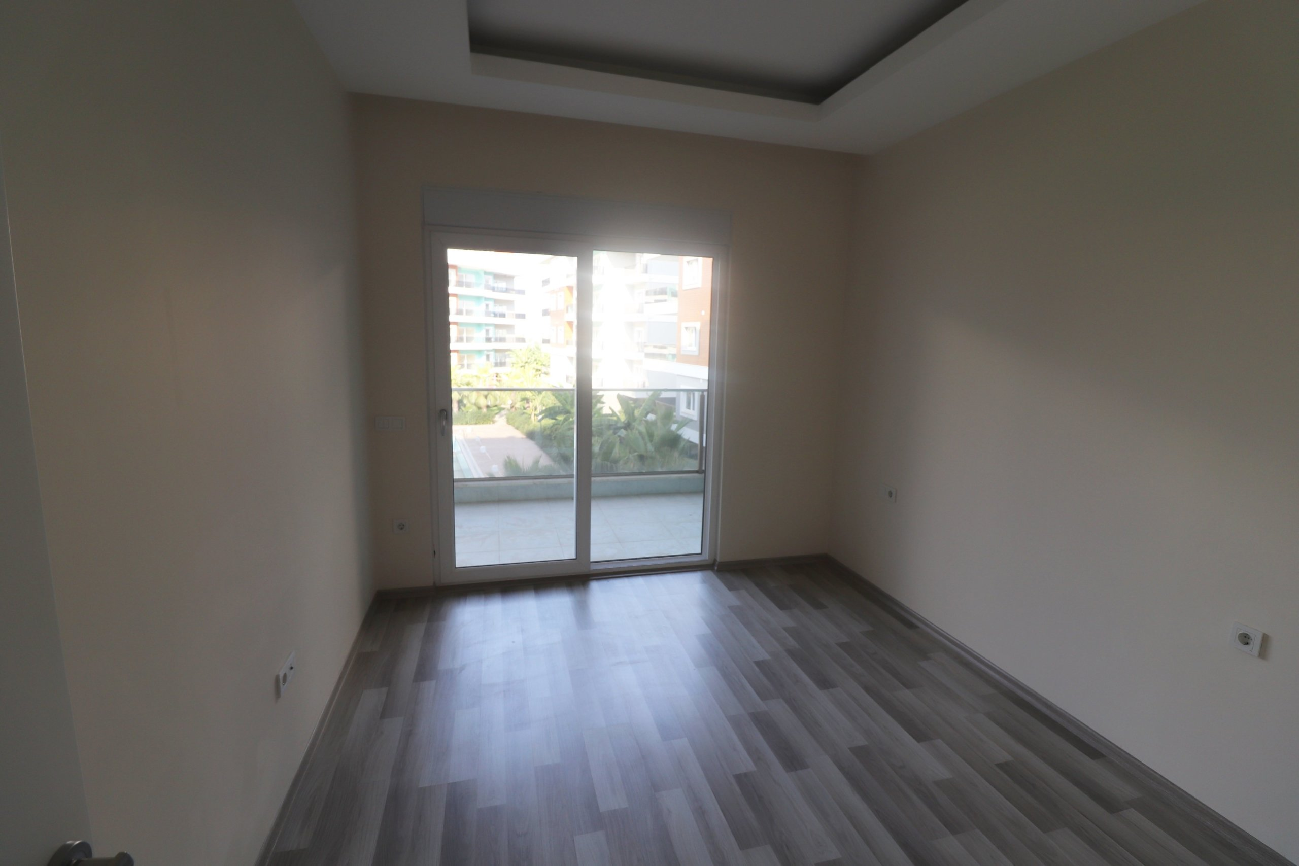 Уютная квартира 1+1 в центре Алании