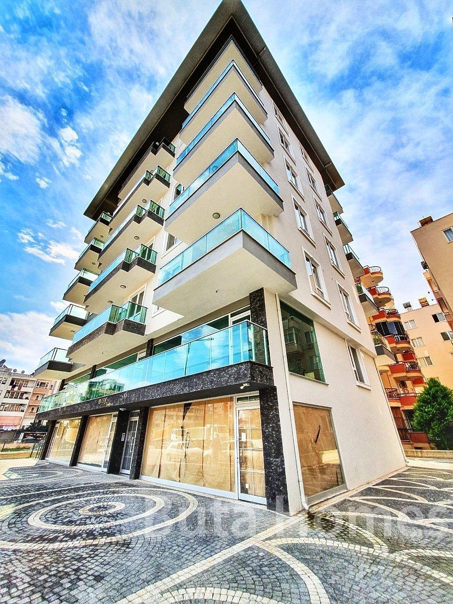 Двухкомнатная квартира для отдыха у моря в центре Махмутлара