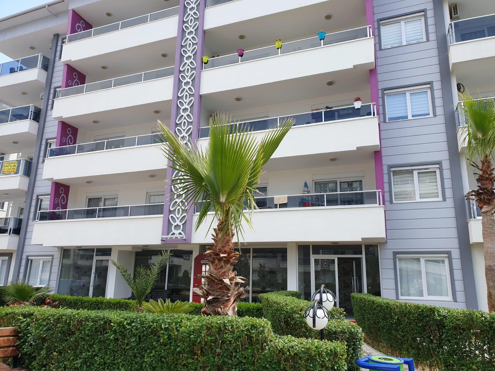 1+1 Квартира в красивом жилом комплексе с богатой инфраструктурой