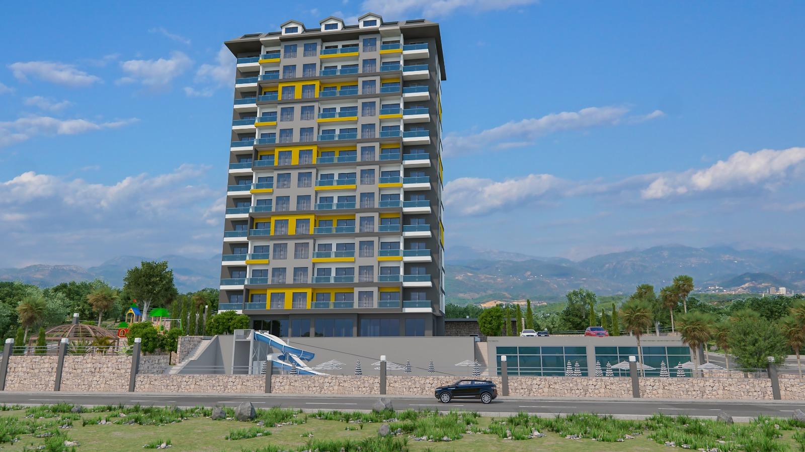 Квартиры в Строящейся Резиденции с Беспроцентной Рассрочкой