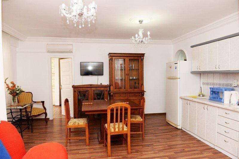 Квартира 2+1 с мебелью по приемлемой цене