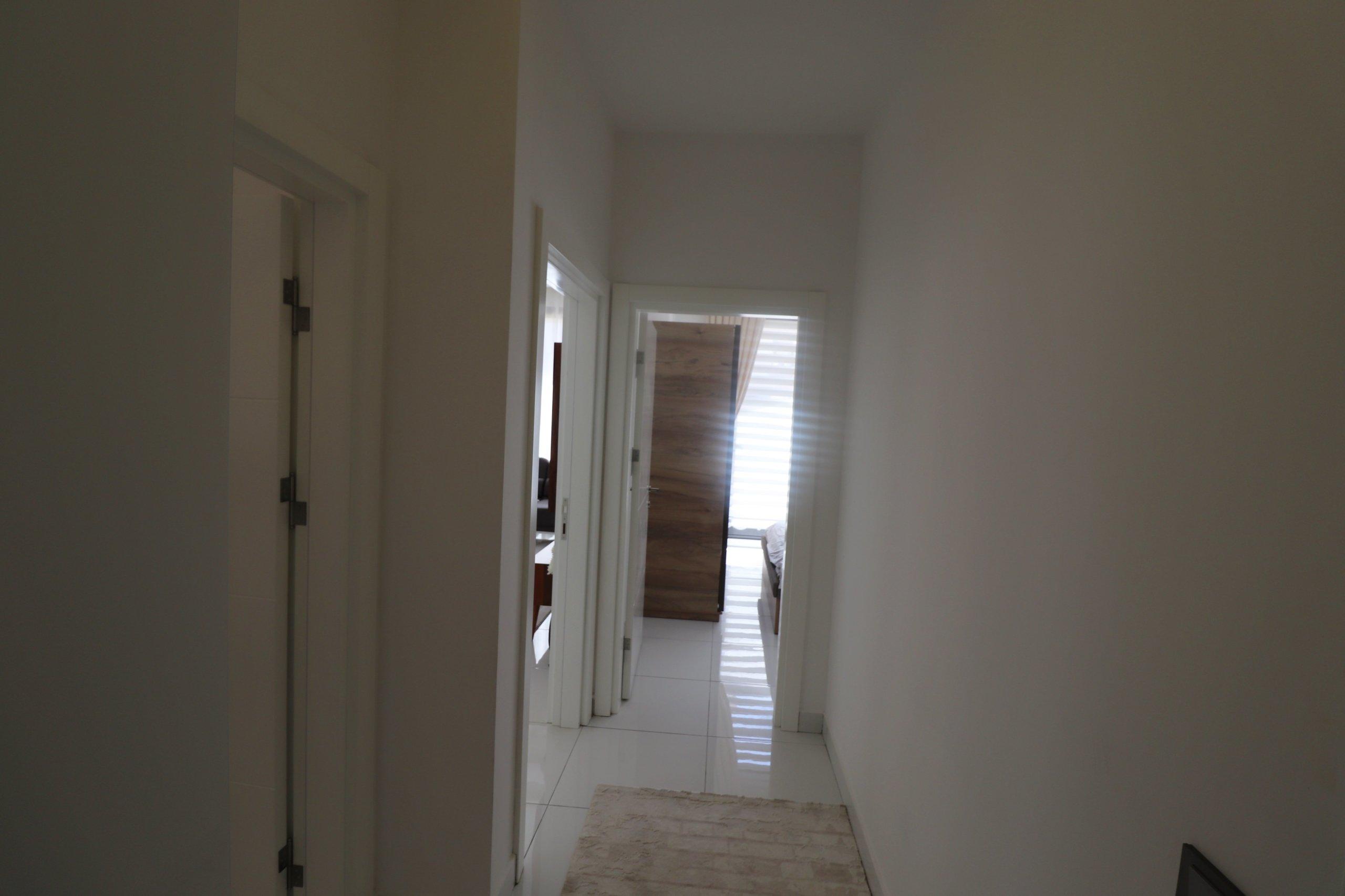 Меблированная Люкс квартира  в центре Алании