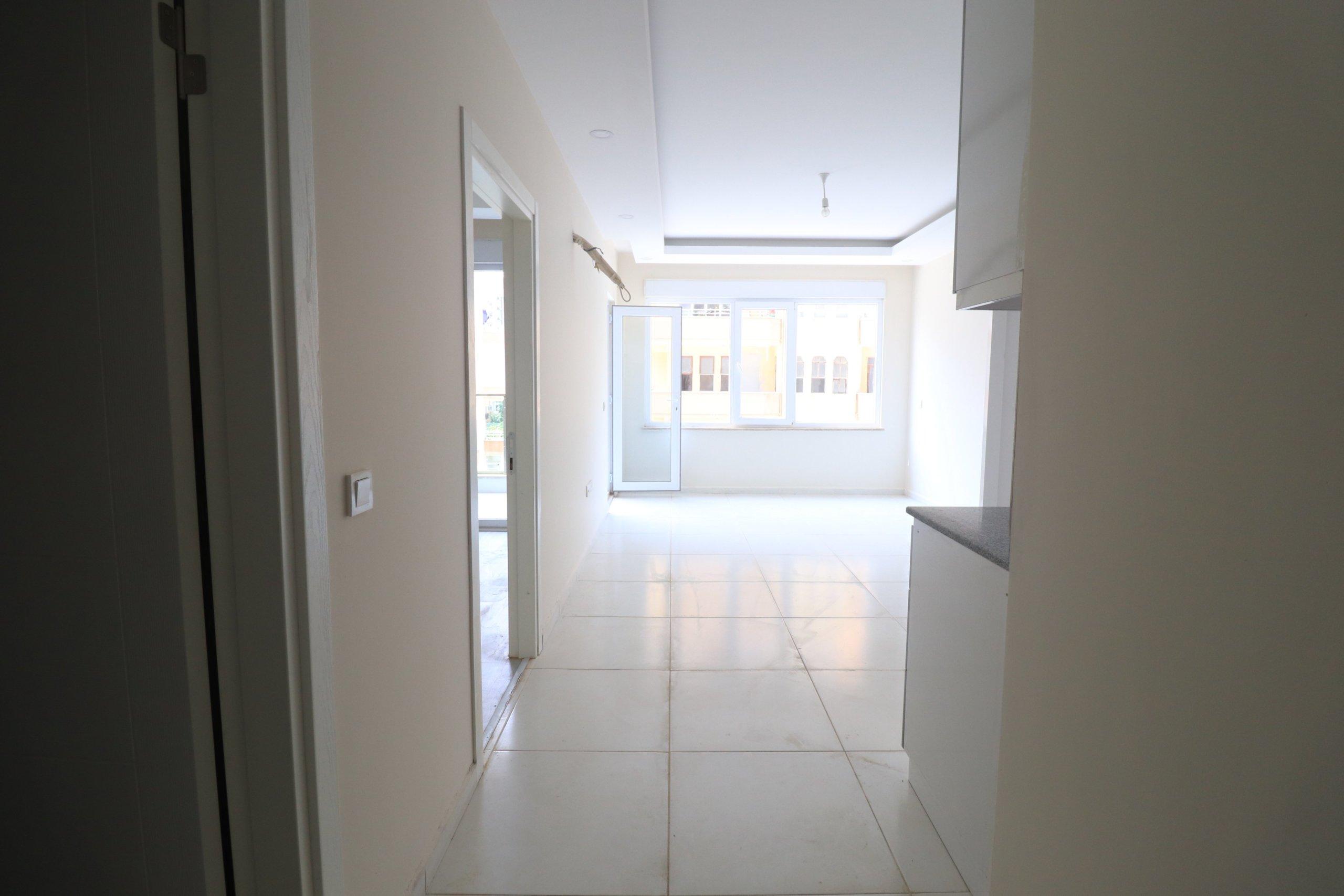 1+1 Квартира в новом жилом комплексе в Махмутларе