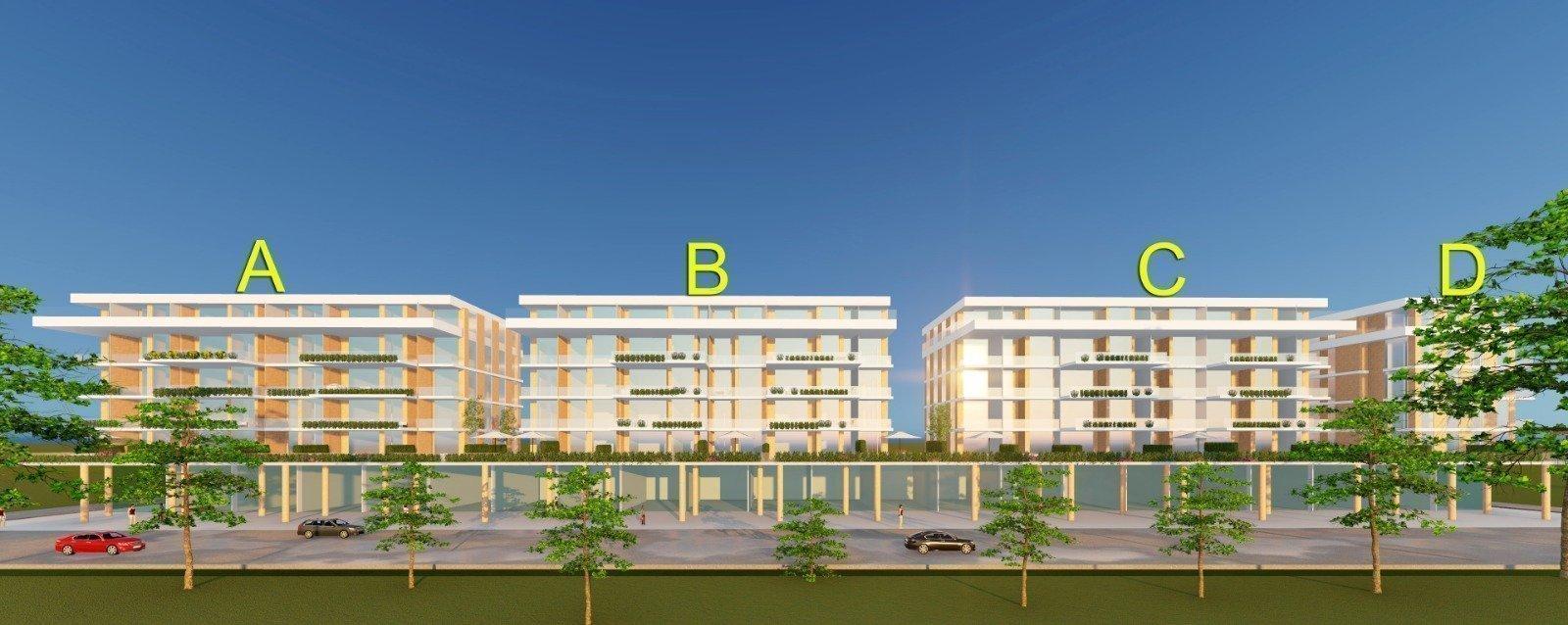 2+1 Квартиры класса люкс в строящемся жилом комплексе в рассрочку