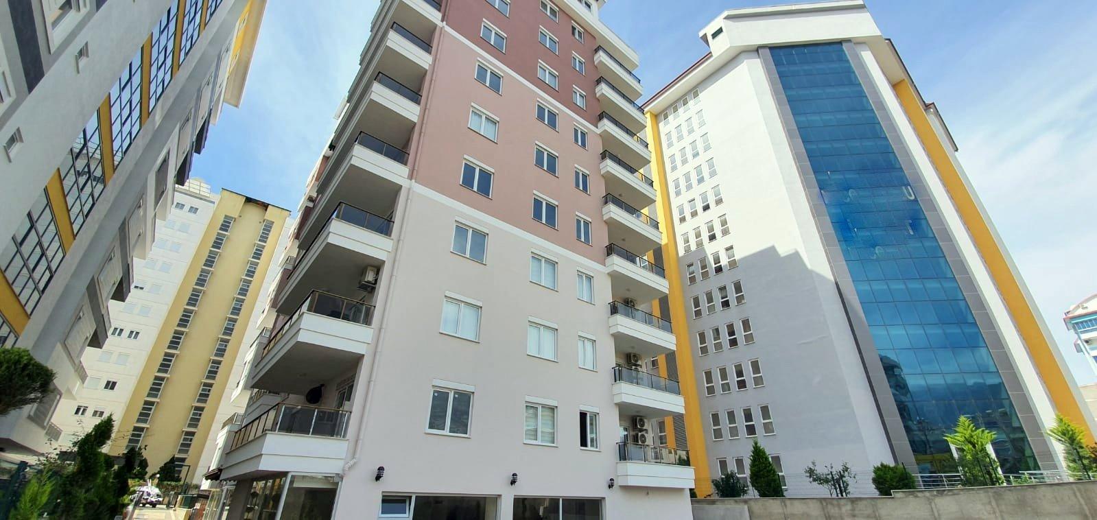 Алания Махмутлар Продажа Квартиры 2+1 Вблизи от Моря
