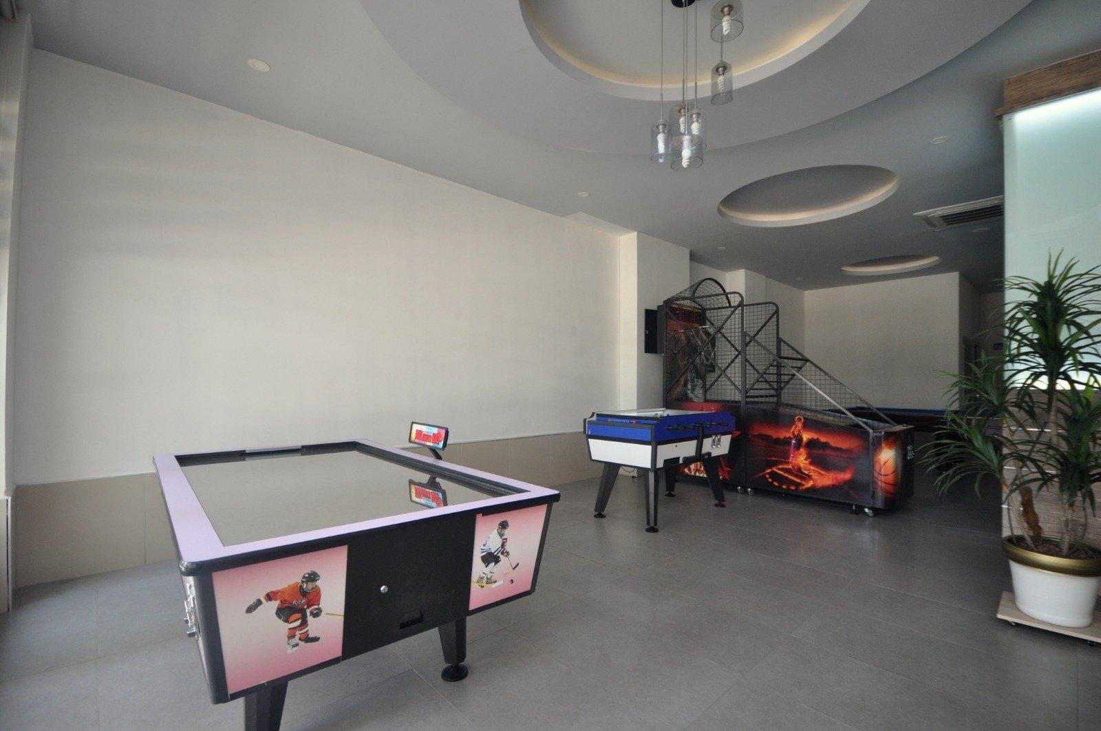 Алания Кестель Меблированная Квартира 2+1 в Люкс Комплексе