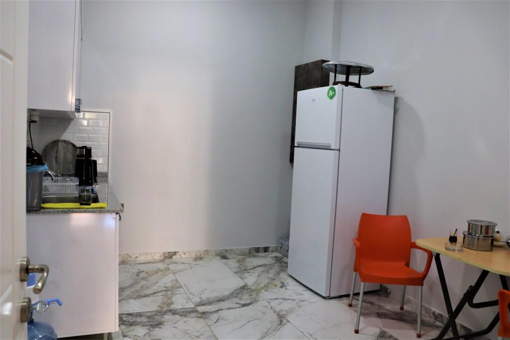 Готовое обустроенное офисное помещение в жилом доме на цокольном этаже
