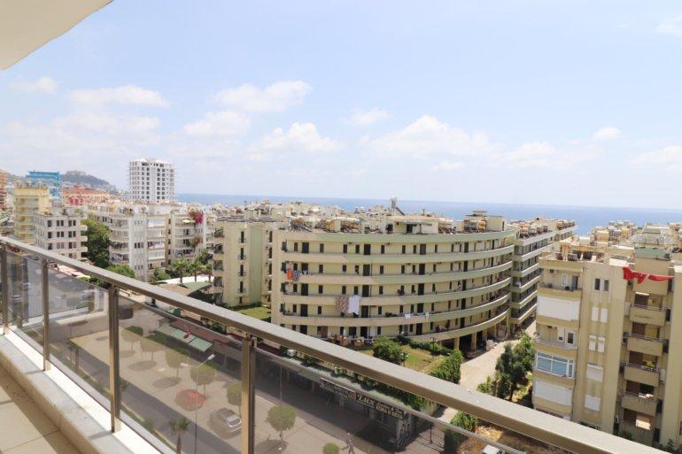 Алания Махмутлар Меблированная Квартира 2+1с Видом на Море