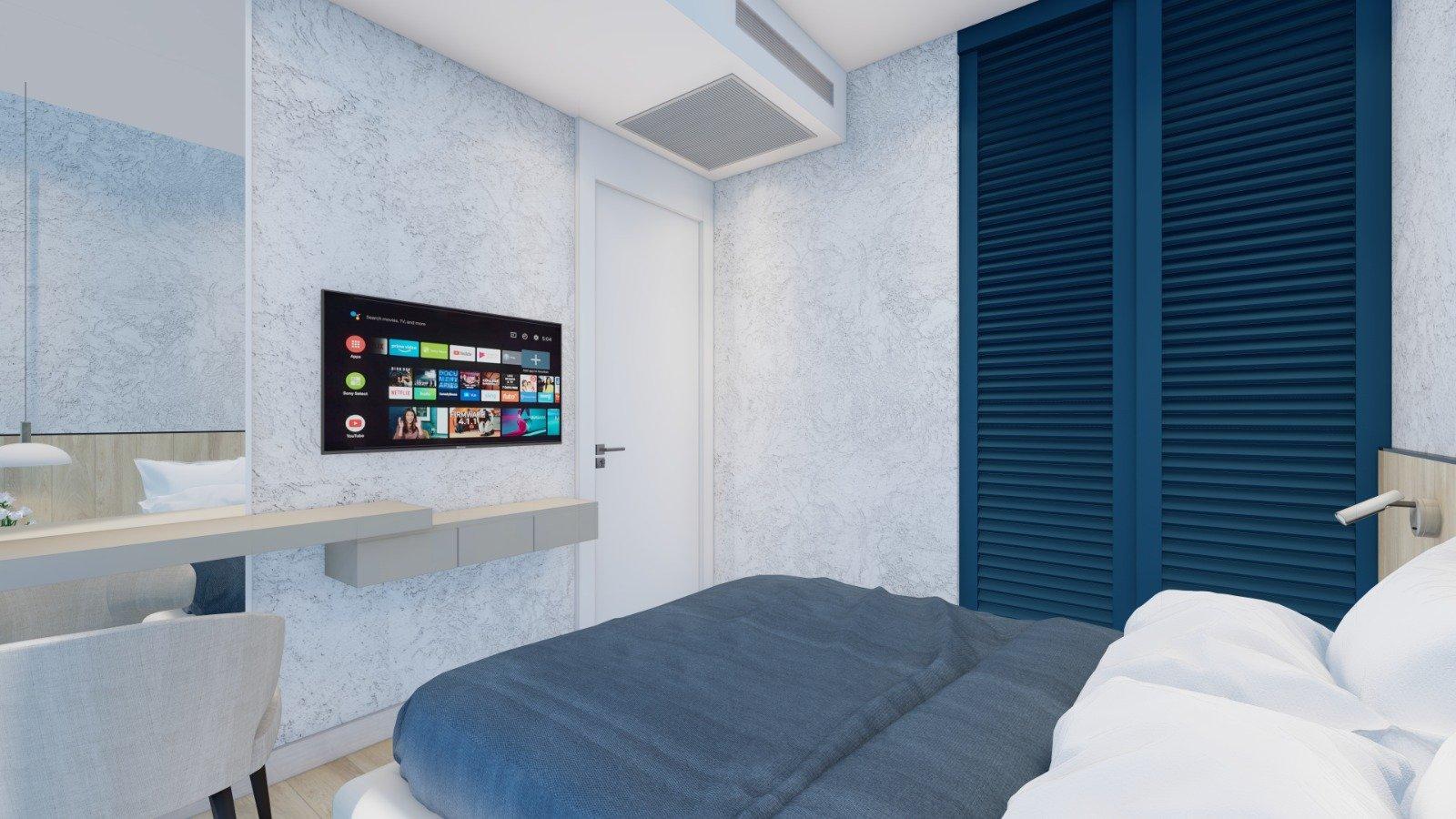 Алания Центр Продажа Квартир 1+1в Новом Проекте