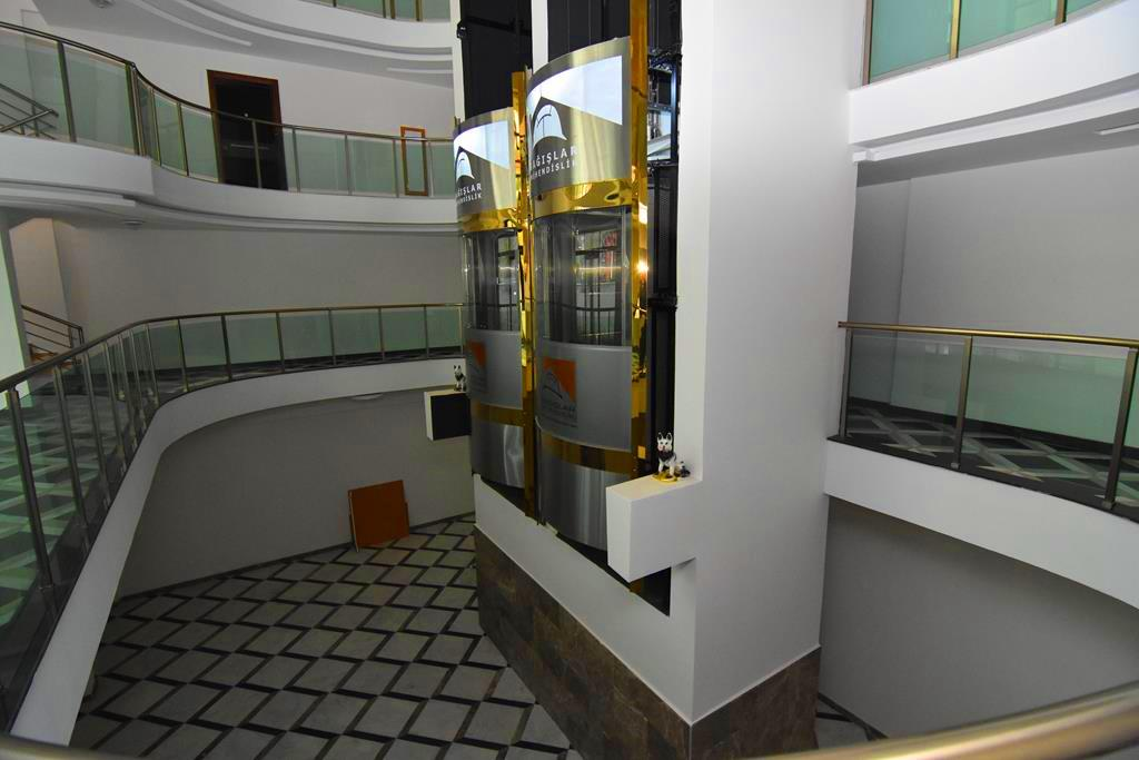 1+1 Новая квартира на первом этаже в доме с бассейном