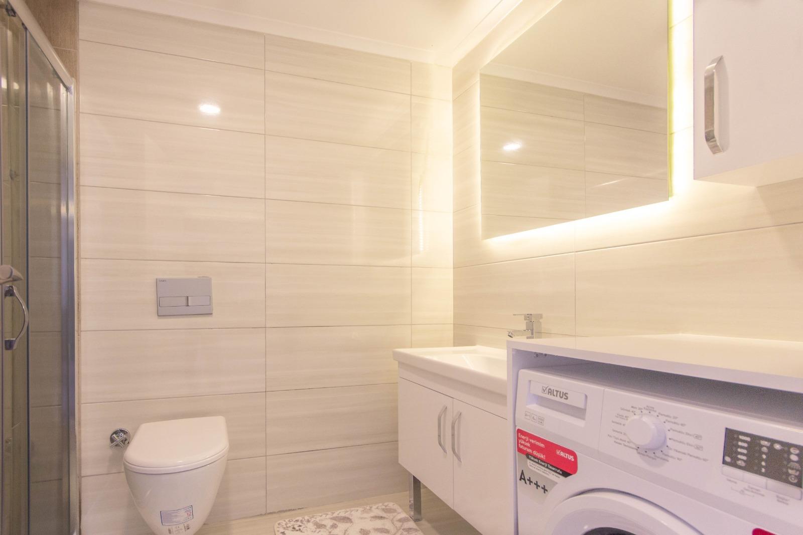 Алания  Продажа меблированной квартиры 1+1 в комплексе