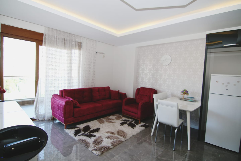 Меблированная квартира 1+1 Махмутлар Алания