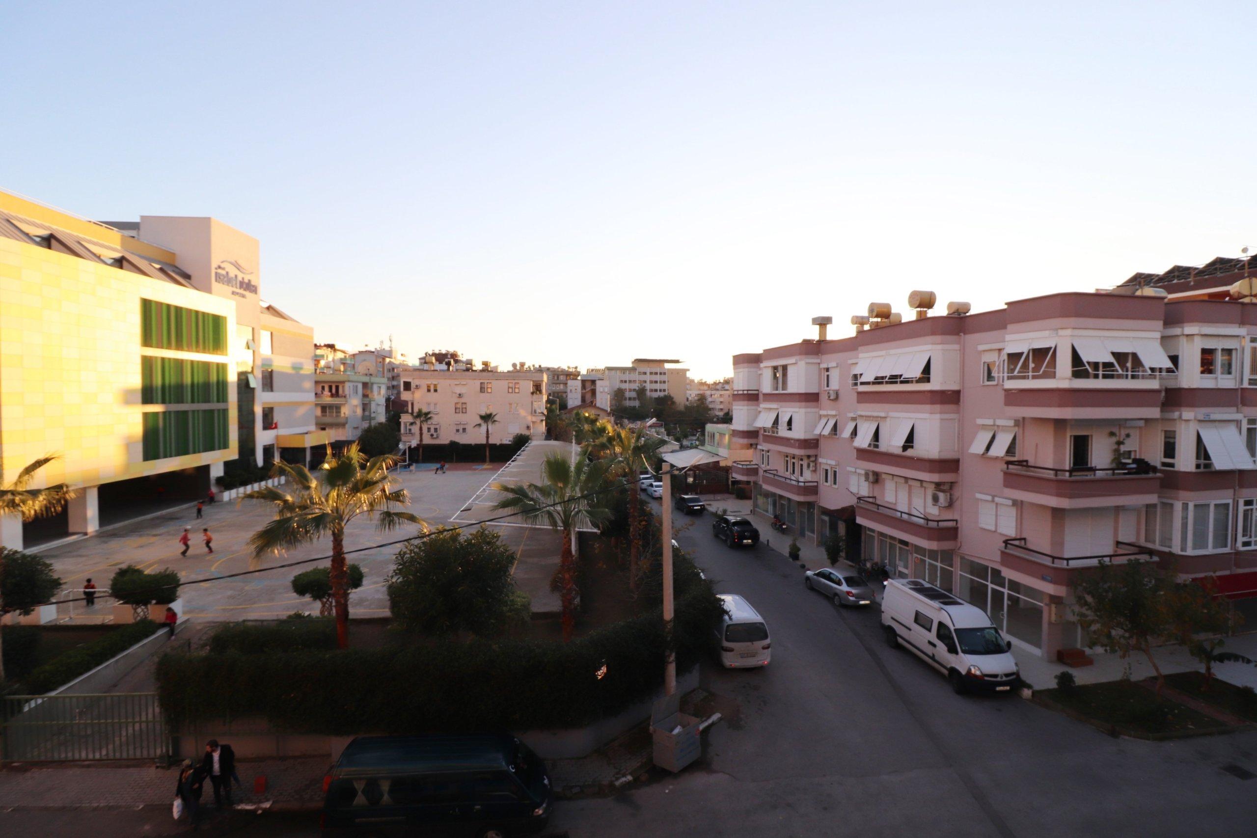 Уютная квартира планировки 1+1 в самом сердце Алании у пляжа Клеопатры