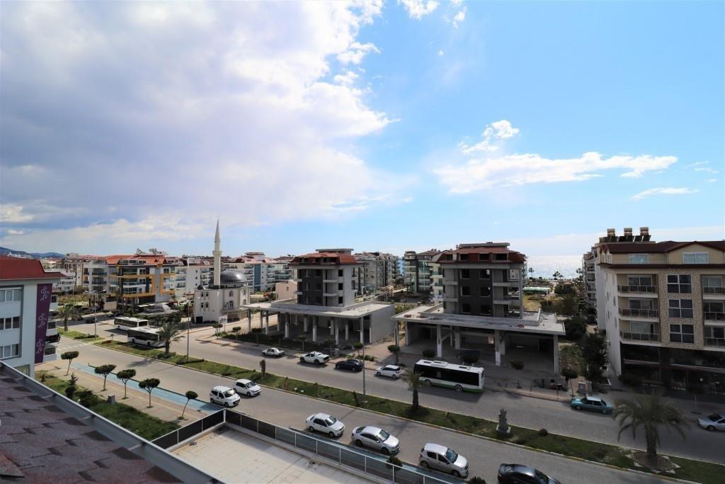Алания Кестель Петхаус 3+1 в Комплексе с Инфраструктурой Недалеко от Моря