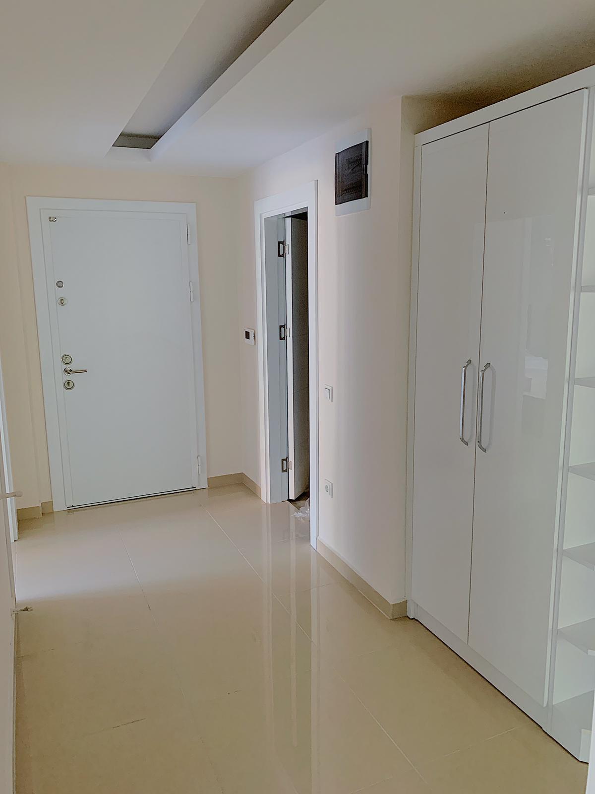 2 + 1 полностью меблированная квартира в центре Алании