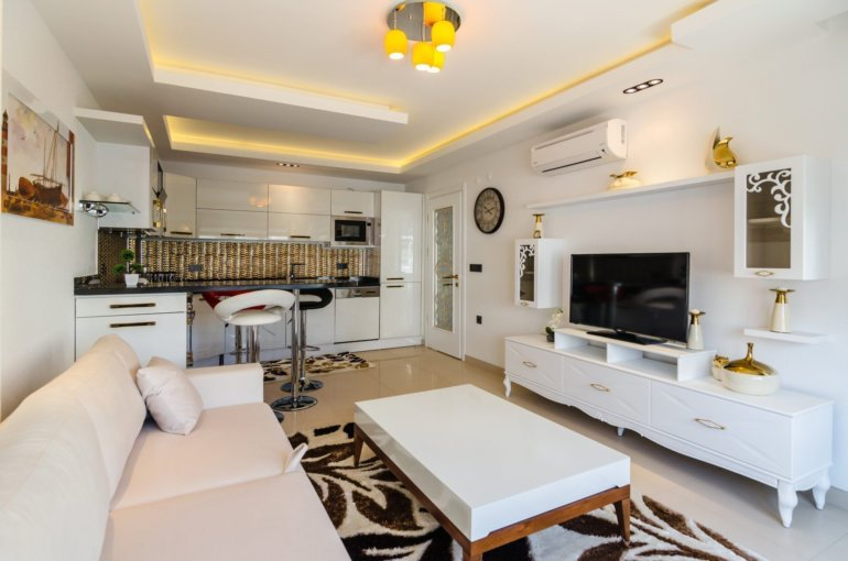 Элитная квартира в прекрасном жилом комплексе
