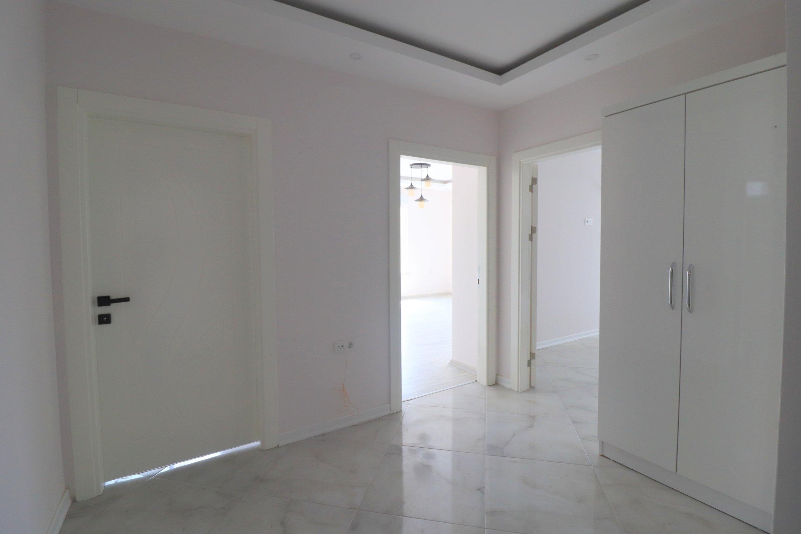 Алания Махмутлар Квартира Планировки 2+1 в Новом Доме Близко к Морю