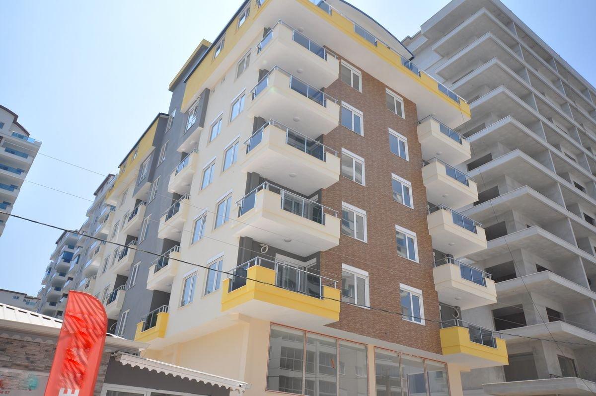 2+1 Квартира в пешей доступности от моря