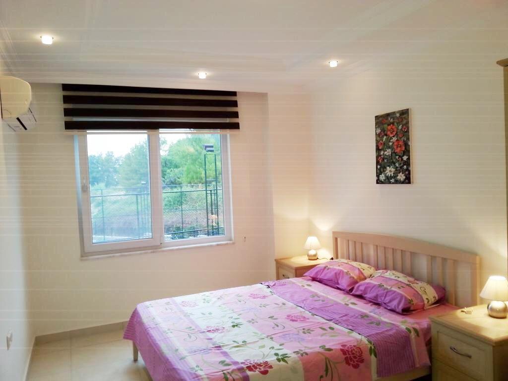 1+1 Меблированная квартира в люкс резиденции