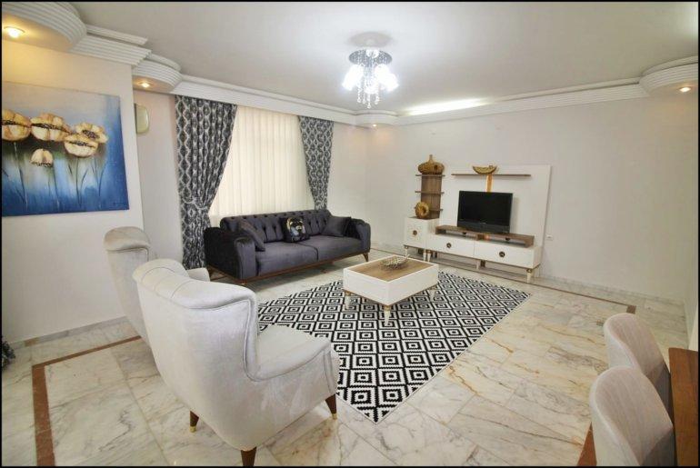 2+1 Квартира на вторичном рынке с новой мебелью