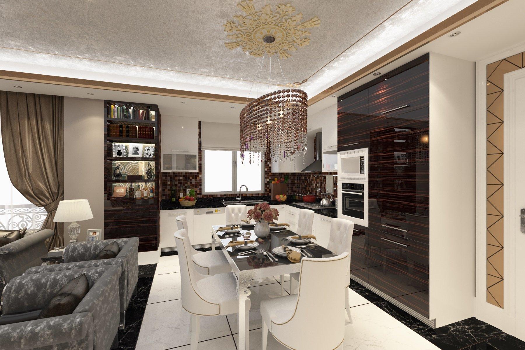 Купить шикарную квартиру на первой линии в строящейся люкс резиденции