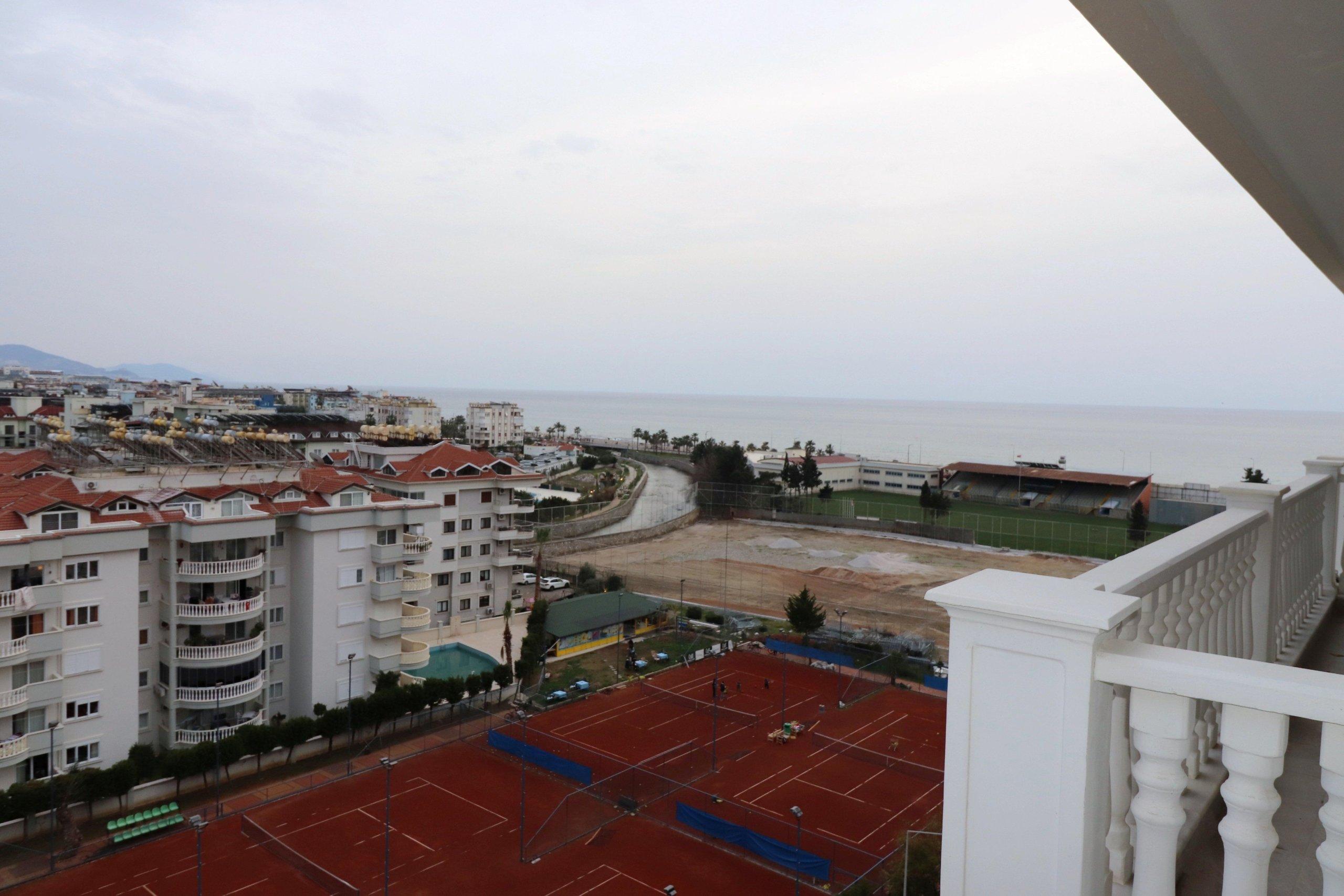 Купить Ультра Люкс Пентхаус в Турции, Алании с видом на море и горы