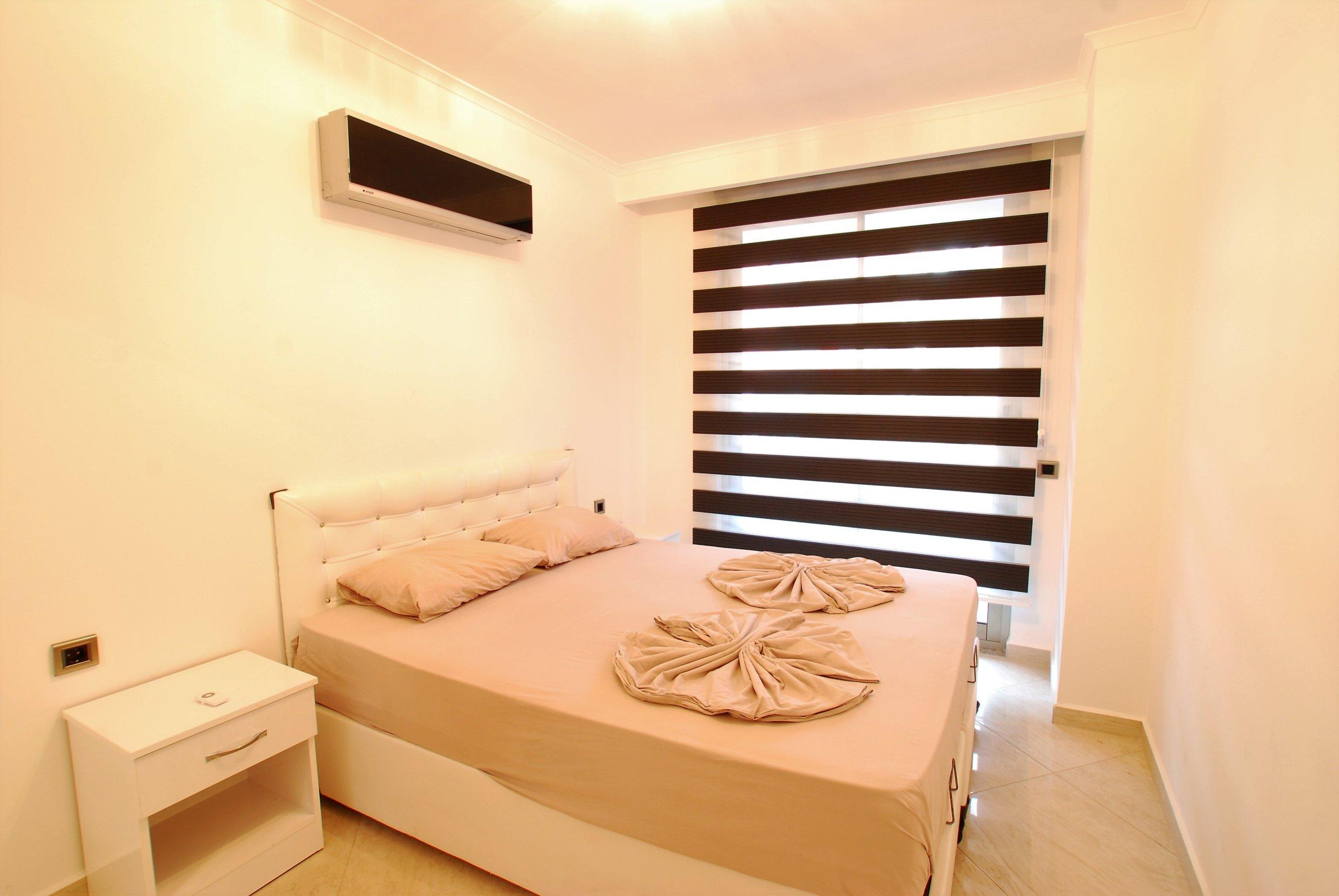 2+1 Новая квартира в прекрасном комплексе