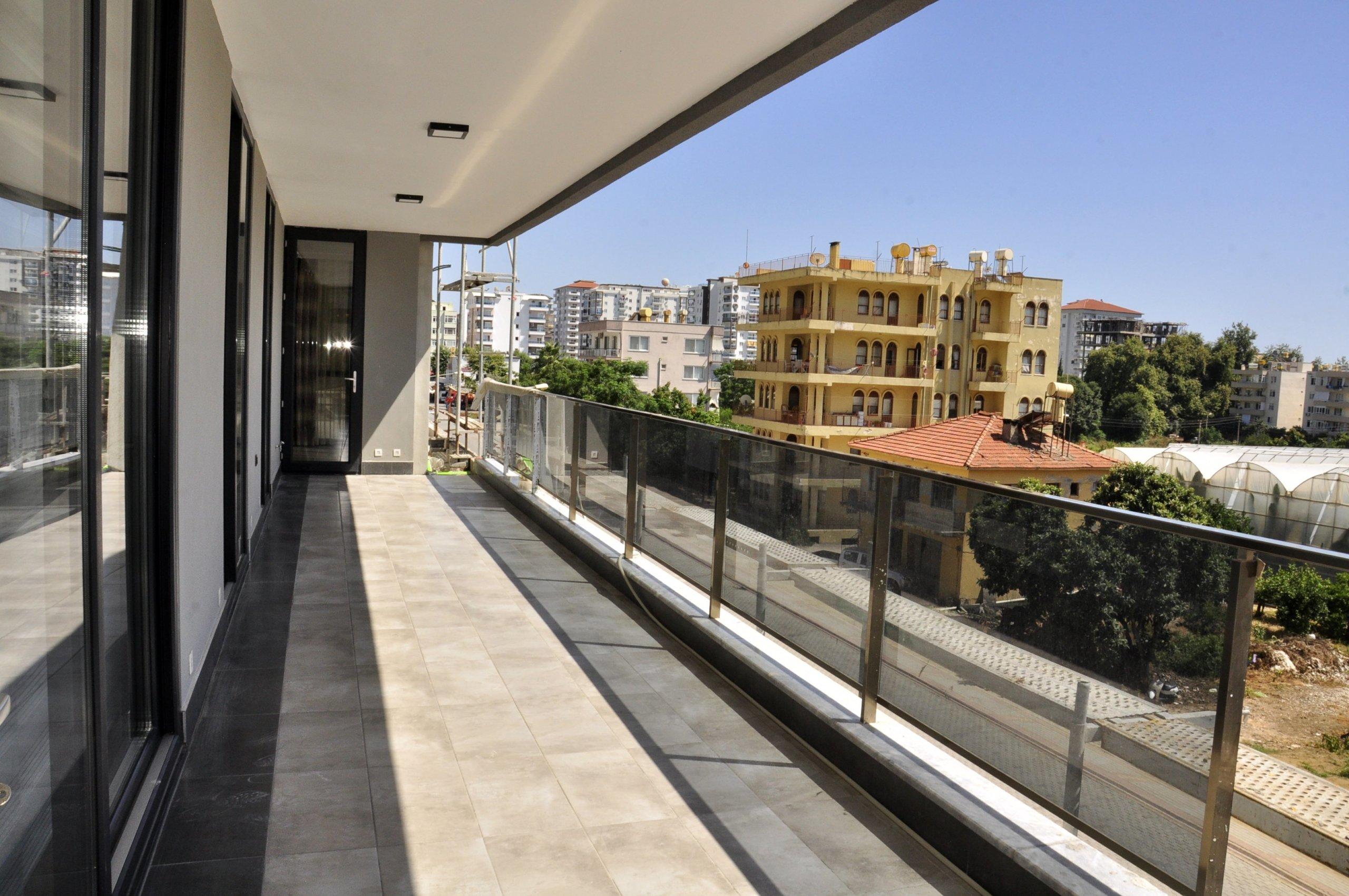3+1 Новая квартира с панорамным видом на горы