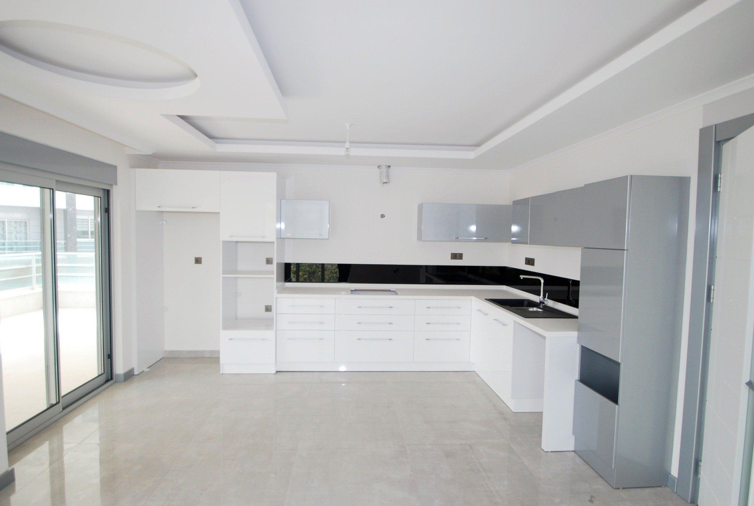 Новая квартира  планировки 2+1, в комплексе с инфраструктурой 5*