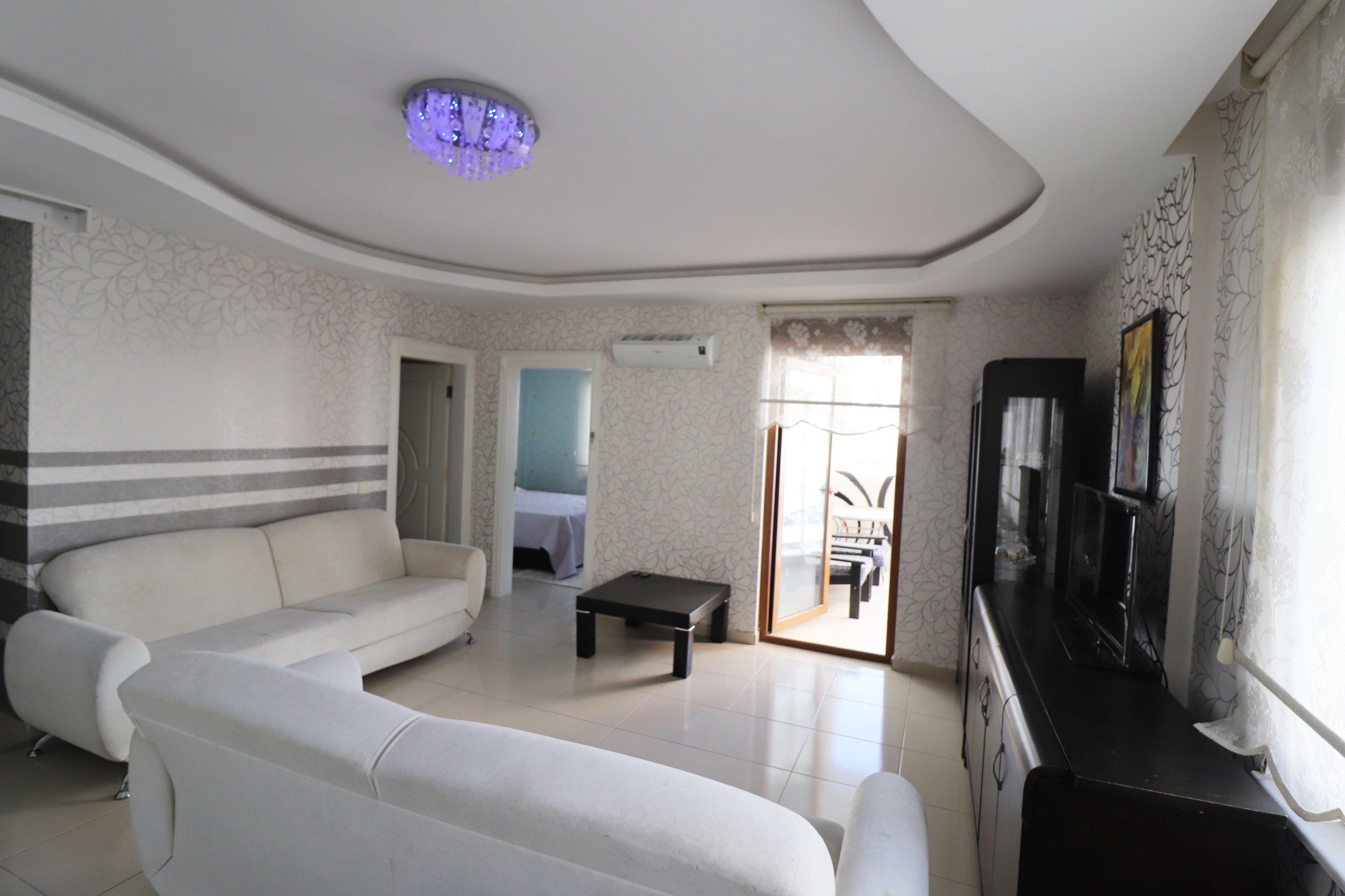 Двухкомнатная уютная меблированная квартира
