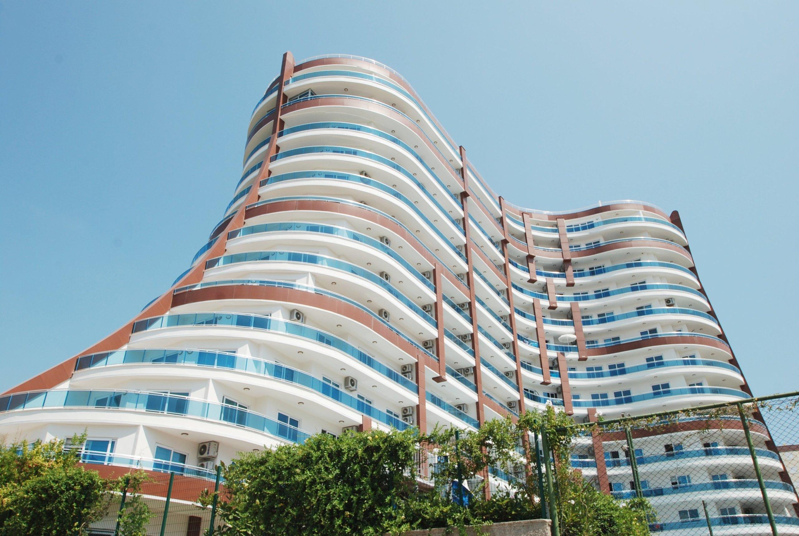 2+1 Просторная квартира в жилом комплексе с инфраструктурой 5* отеля