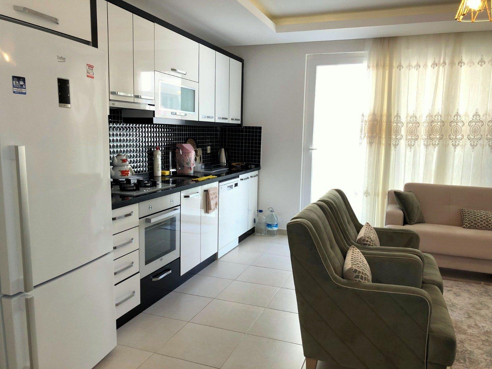 Алания Махмутлар  Квартира 1+1по Привлекательной Цене