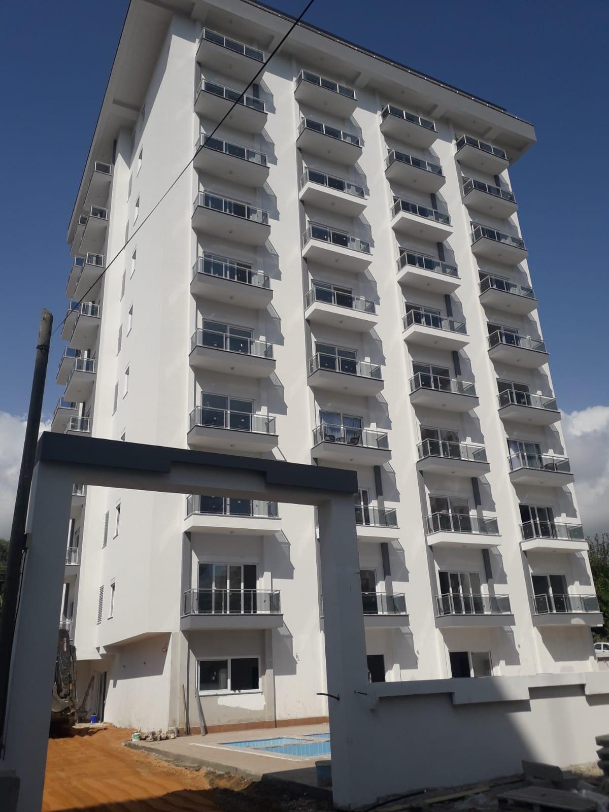 Двухкомнатные квартиры в рассрочку в Махмутларе