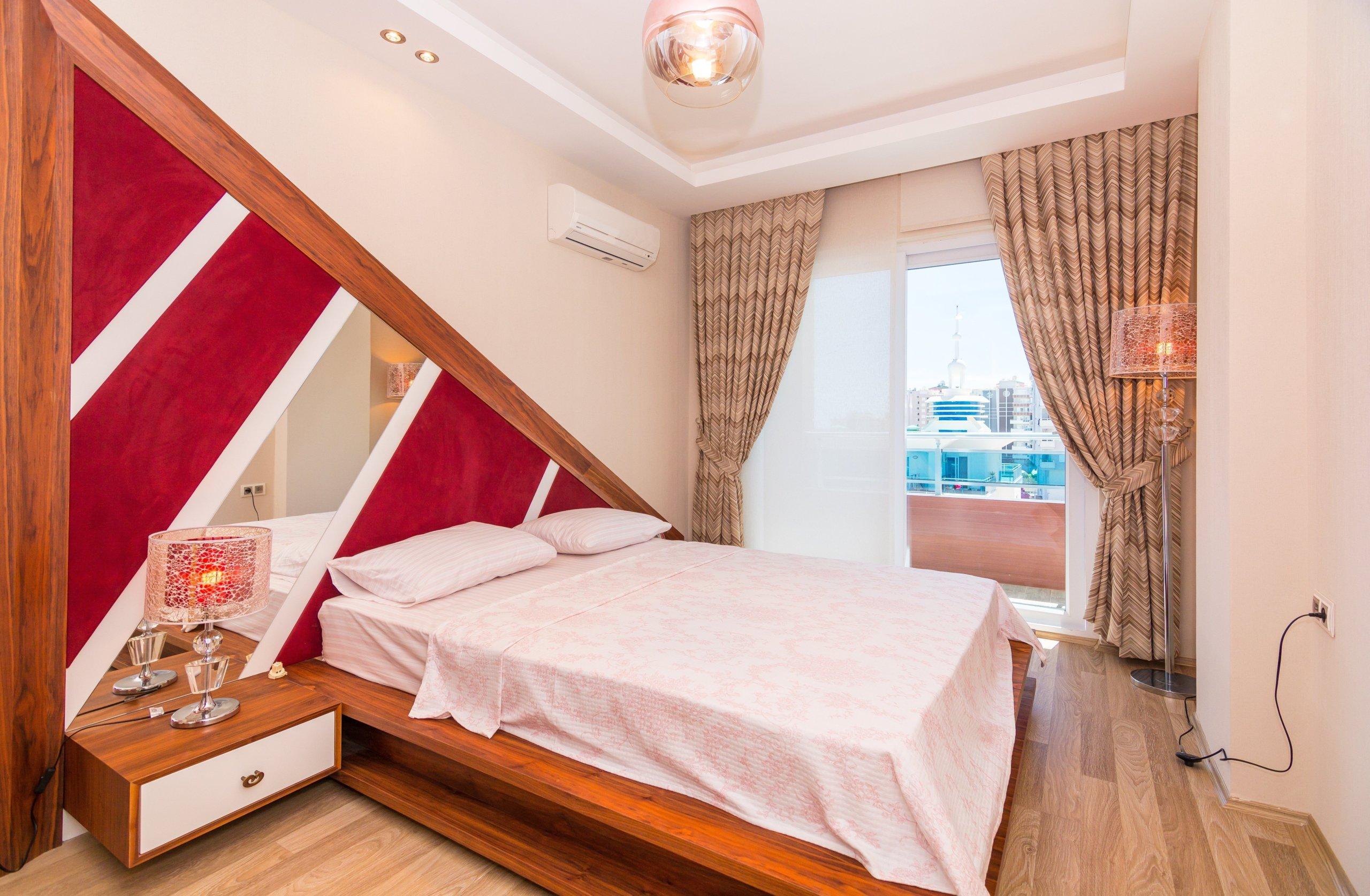 Продажа 1+1 новой квартиры в уютном жилом комплексе