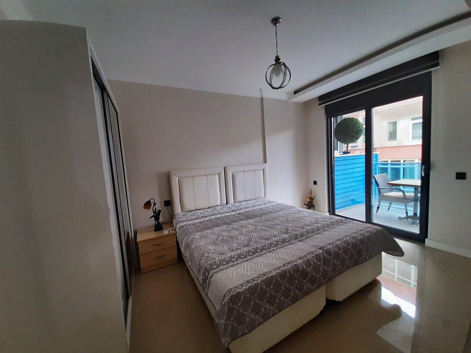 Двухкомнатная меблированная квартира для отдыха в новом доме рядом с инфраструктурой города