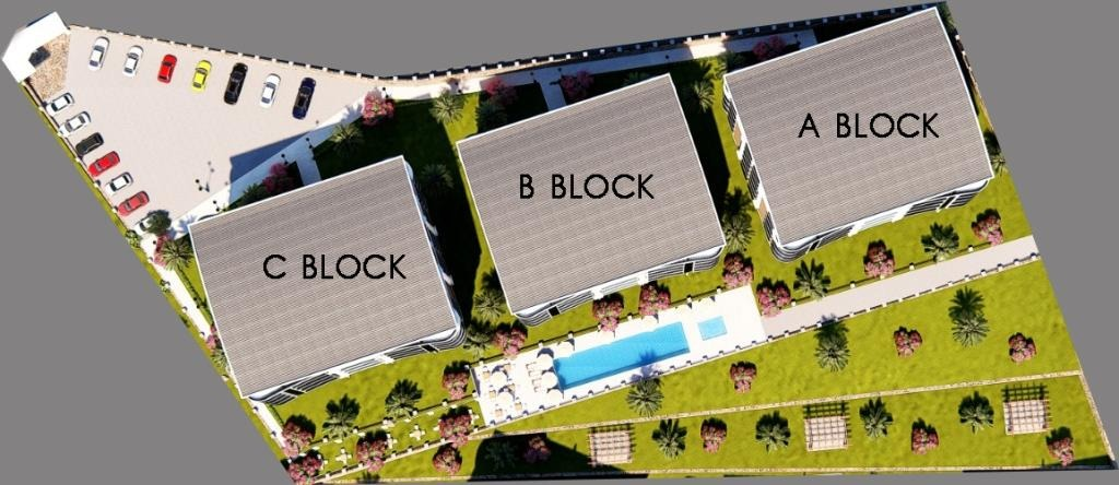 1+1 Квартиры в строящемся жилом комплексе в рассрочку