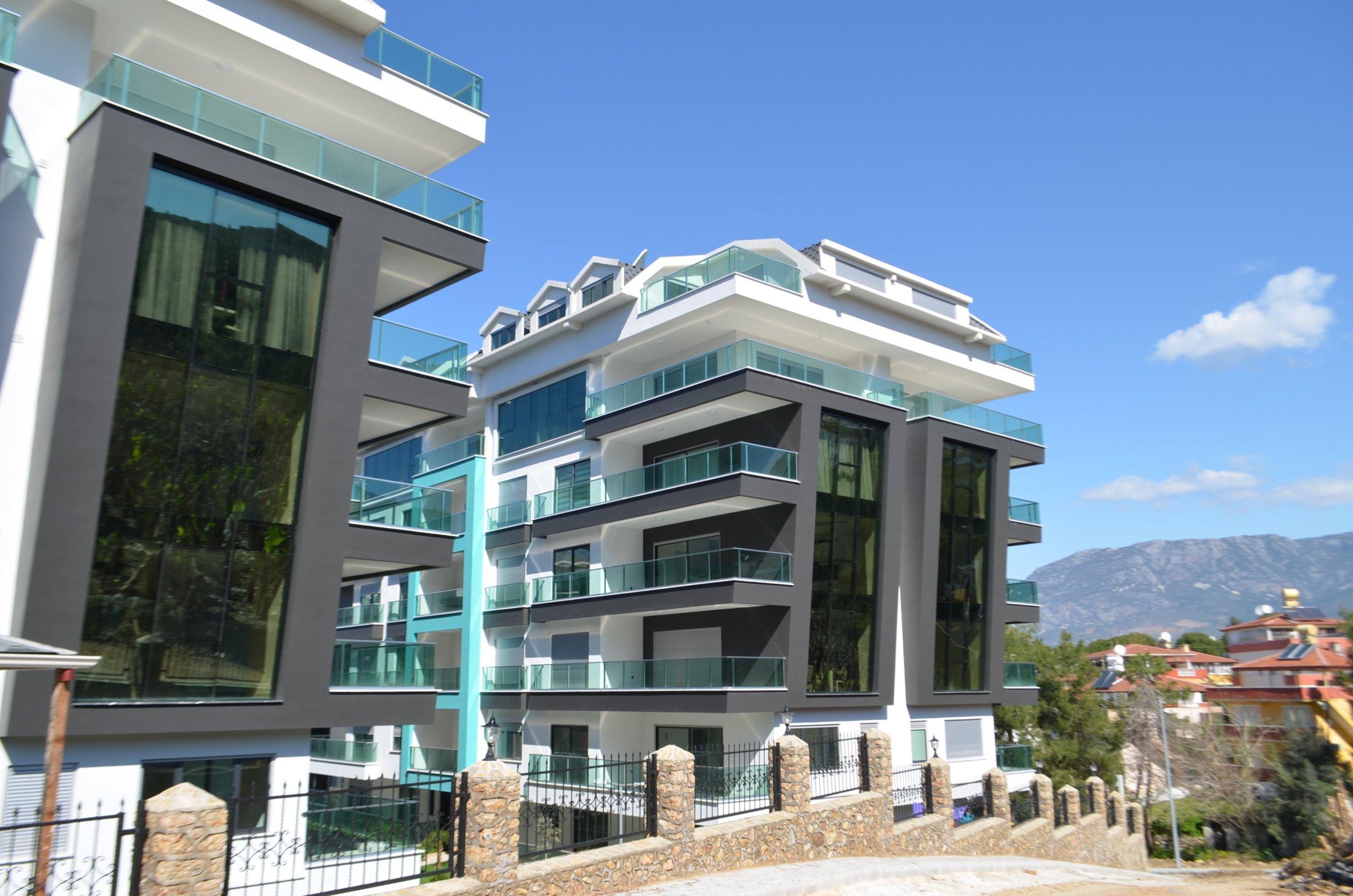 Элитные апартаменты в уникальном жилом комплексе отельного типа