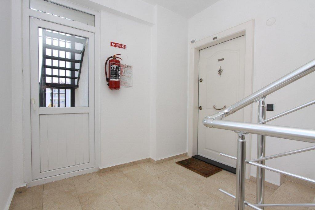 Алания Джикджилли Квартира 2+1 на Высоком Этаже в Комплексе